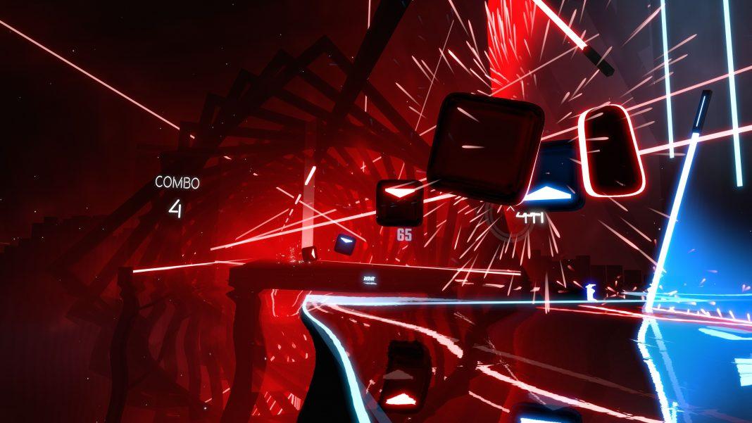 Идеальное прохождение Beat Saber в VR – стоит посмотреть