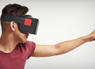 Слухи: Nintendo собирается выпустить шлем виртуальной реальности для Switch