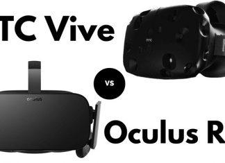 Oculus Touch против HTC Vive - какой контроллер лучше