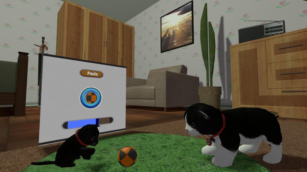 Обновление Konrad the Kitten в Cat Simulator добавляет много нового