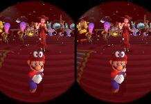 Super Mario Odyssey VR: мило, но недостаточно