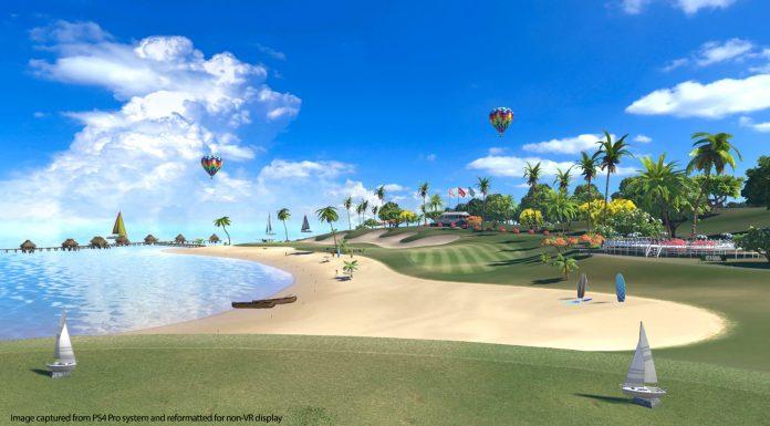 Учимся раскачивать клюшкой в Everybody's Golf