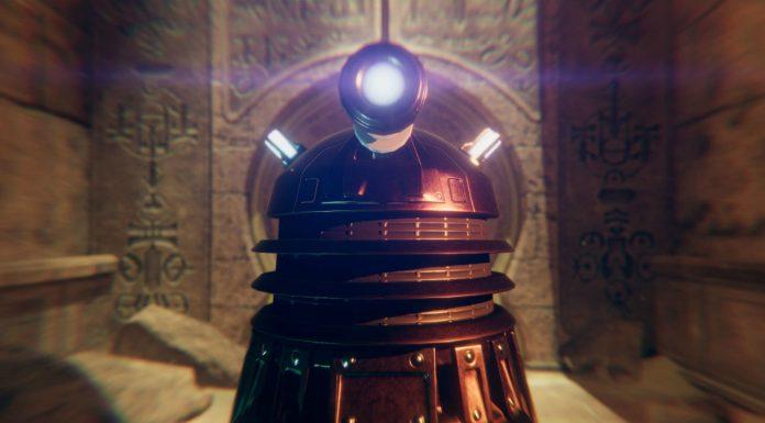 Релиз Doctor Who: The Edge of Time, VR-игры по мотивам сериала «Доктора Кто», намечен на сентябрь