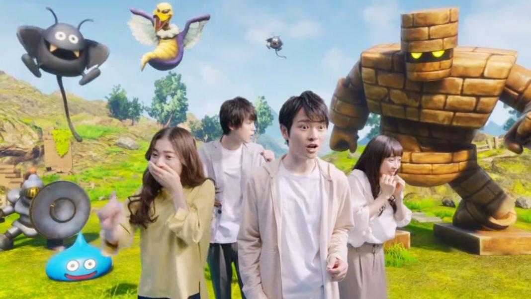 Bandai Namco открывает новую аркадную VR-зону с Mario, Dragon Quest и многим другим