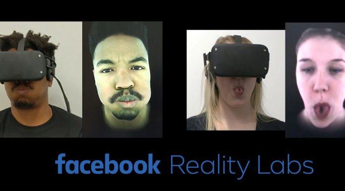 Отслеживание лица в VR от Facebook стало еще лучше