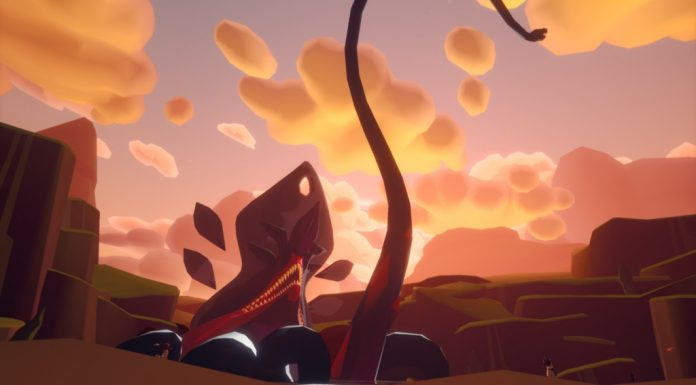 Journey of The Gods выходит на Rift