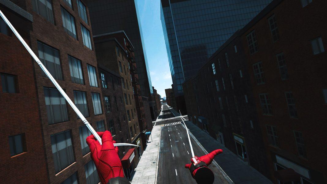 Игра Spider-Man: Far From Home VR доступна бесплатно