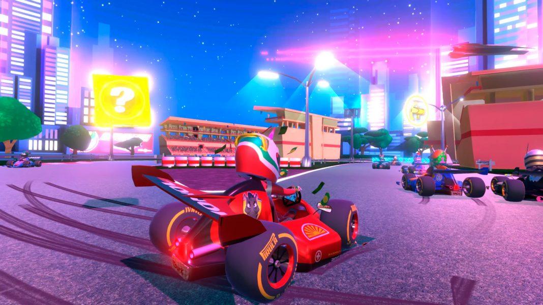 Touring Karts хочет повысить уровень картинга в VR