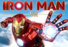 Iron Man VR покажут на Comic-Con в Сан-диего