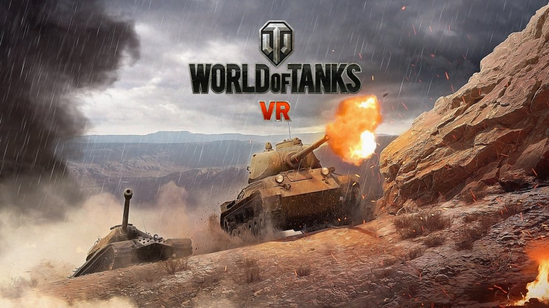 World of Tanks VR будет доступен на платформе ImpulseVR