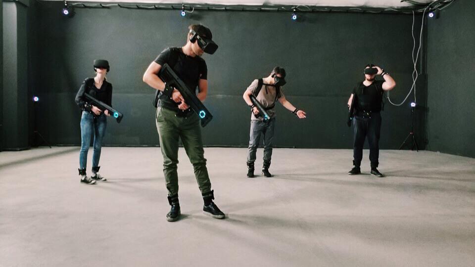 VR в современном киберспорте - миф или реальность?
